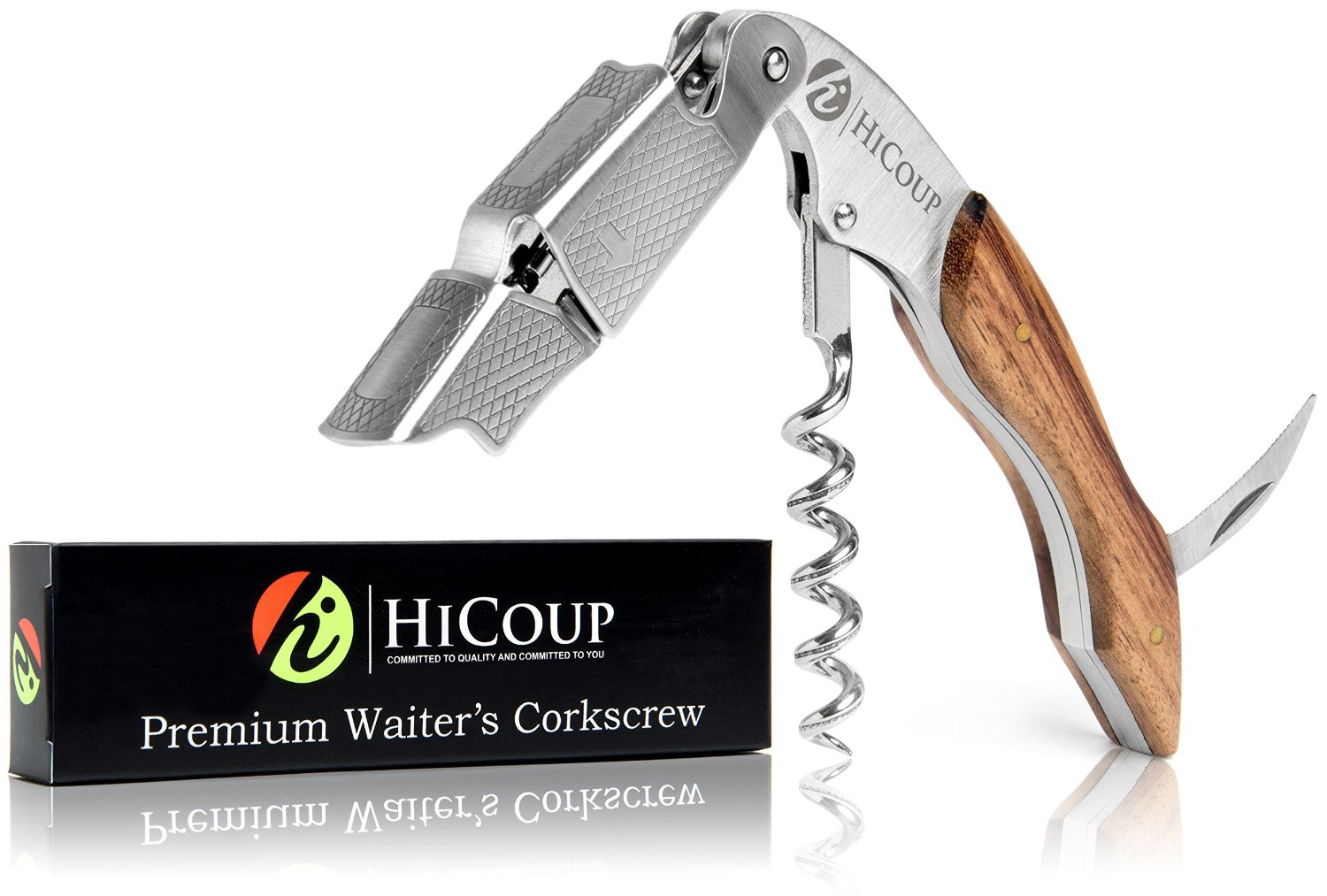 REVIEW: Waiters Corkscrew by HiCoup